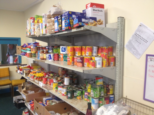 Lower Hutt Food Bank